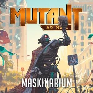 Maskinarium Cover