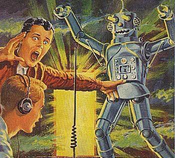 Signaler från Zonen #22 – Do the Robot