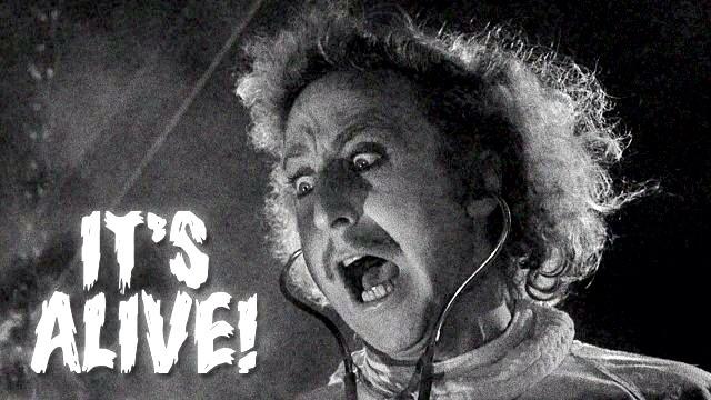 Signaler från Zonen #34 – It's Alive!