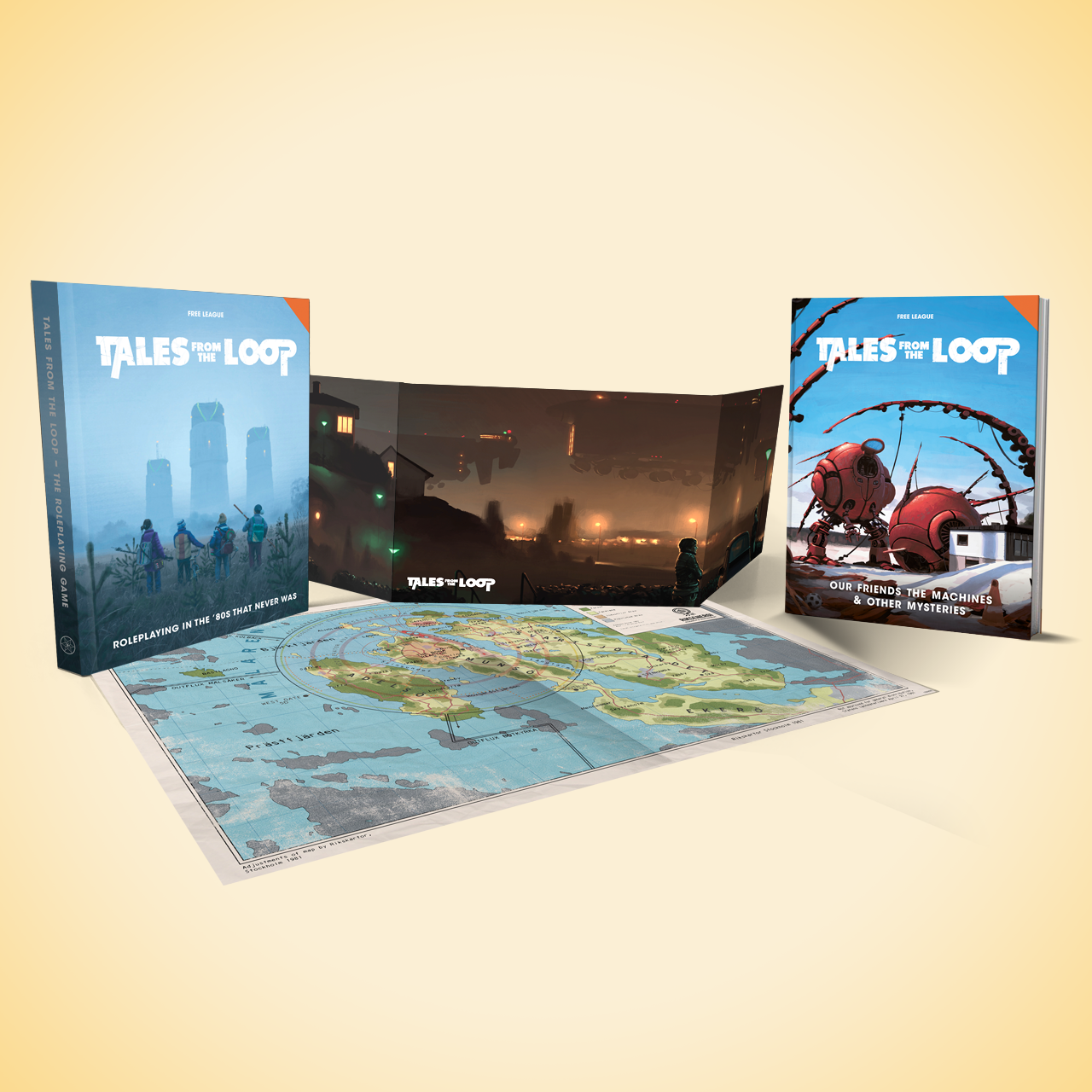 TALES FROM THE LOOP BUNDLE