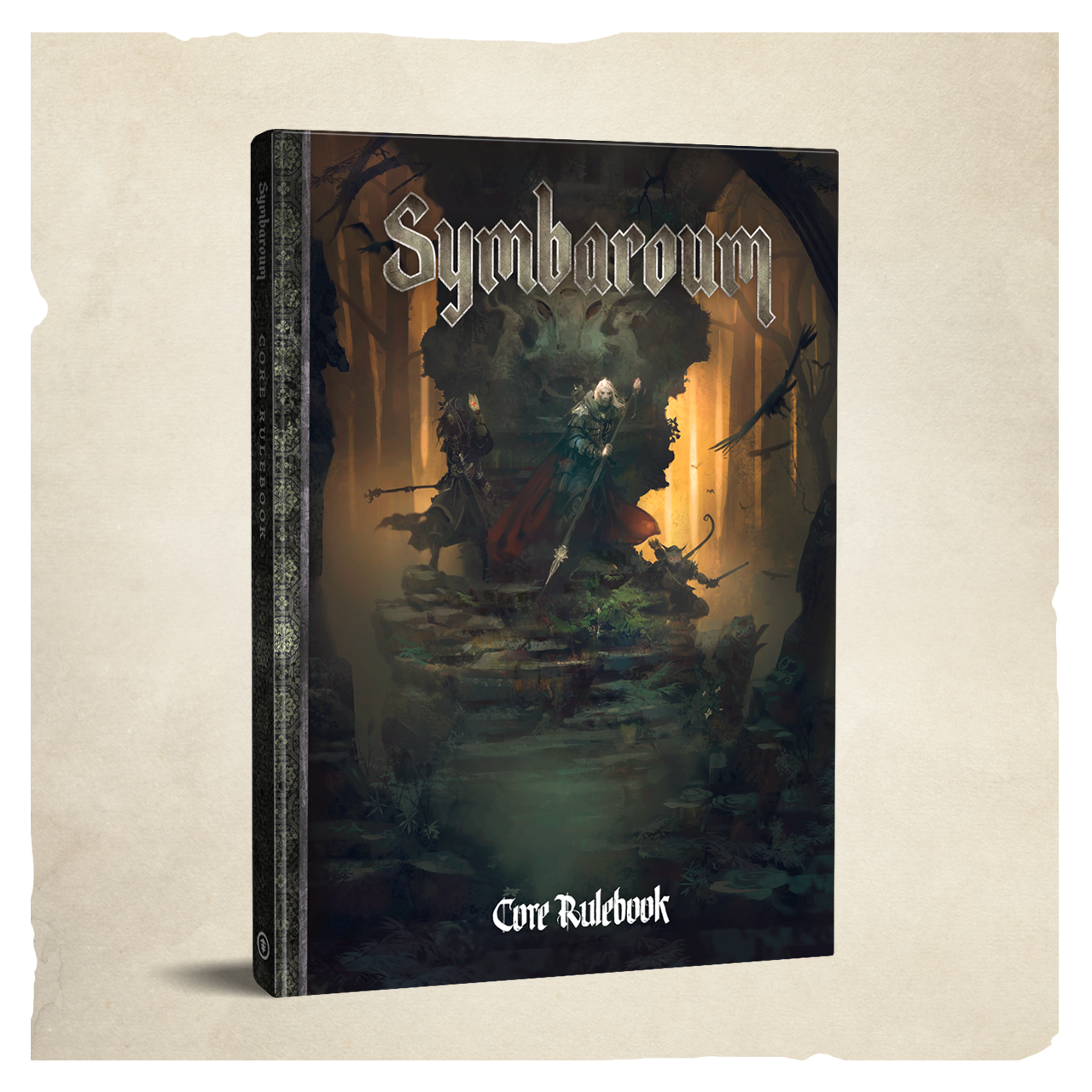 SYMBAROUM - CORE RULEBOOK
